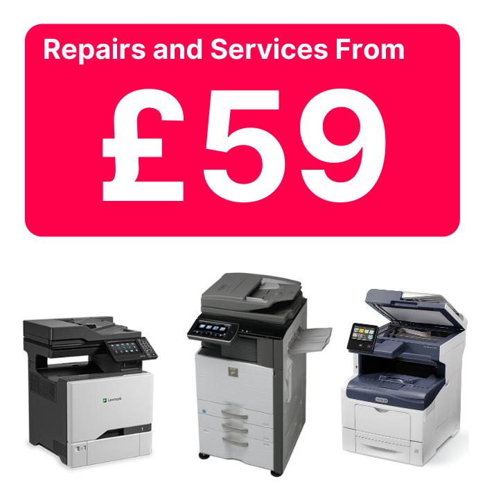 photocopier repairs Liverpool